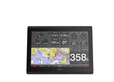 Garmin GPSMAP8617 17IN Plotter