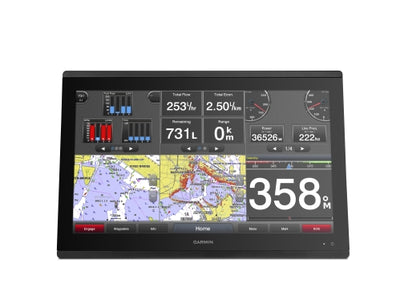 Garmin GPSMAP8622 22IN Plotter