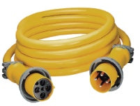 Hubbell CS75IT4 100A 3 Wire 75' 125/250V Shore Cord