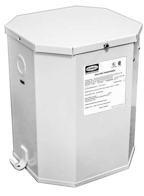 Hubbel HBL100AITW 25kVA 60Hz Isolation Transformer White