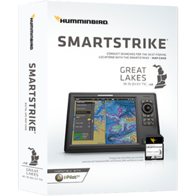 Humminbird SmartStrike Maps,Great Lakes