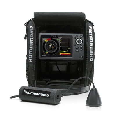 Humminbird HELIX5 CHIRP G2 Ice Sonar GPS System