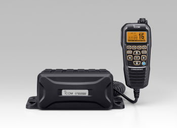 Icom M400BB Black Box VHF With HM195 Black