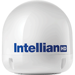 Intellian s6HD, 3 Sat DirecTV System, 24