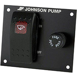 Johnson Pump Wash Down Panel Switch