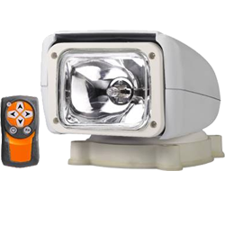 KJM HSL30 Halogen Searchlight, w/WiFi Remote