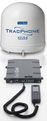 KVH Tracphone Fleet One Satellite Phone