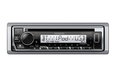 Kenwood KMR-D378BT AM/FM/CD With Bluetooth