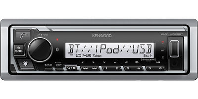 Kenwood KMR-M328BT AM/FM With Bluetooth