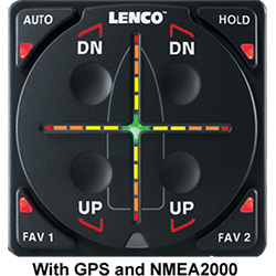 Lenco Auto Glide Kit, Single Act No GPS/No N2K