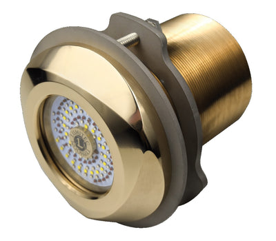 Lumitec Typhoon Blue/White Bronze Underwater Light
