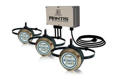 Lumitec Mantis Dock Light Kit