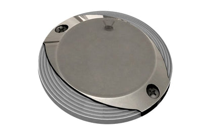 Lumitec Scallop Pathway Light Spectrum 10-30vDC Stainless Housing