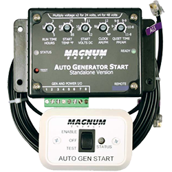Magnum Energy Automatic Gen Start Module, Stand Alone