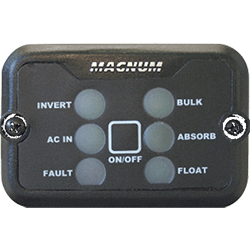 Magnum Energy Remote Control, MM/MMS Series