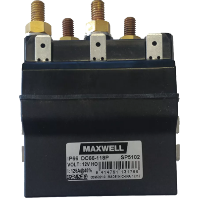 Solenoid Reversing Switch, 12 Volts