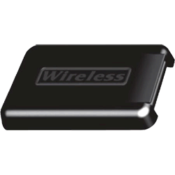 MotorGuide Wireless Mounting Plate Cover, Black