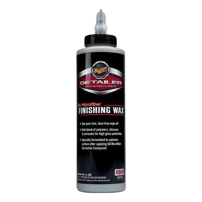 Meguiar's DA Microfiber Finishing Wax - 16oz *Case of 6*