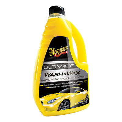 Meguiar's Ultimate Wash & Wax - 1.4 Liters *Case of 6*
