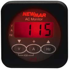 "Newmar ACE Energy Meter 2.5"" Display"