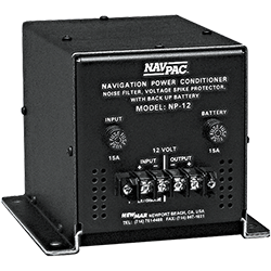 Newmar Nav-Pac 12V, Start Power Stabilizer