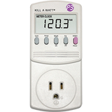 P3 International Energy Monitor, Kill A Watt