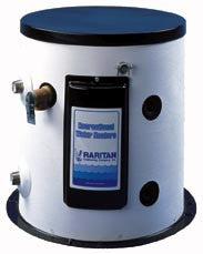 Raritan 171211 12GAL Water Htr 120 Vac W/ Heat Exchanger