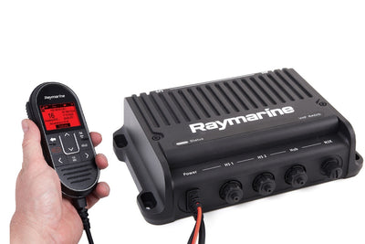 Raymarine RAY91  VHF Radio with AIS Receiver