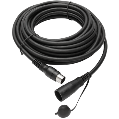 Rockford Fosgate Extension Cable for Wired Remotes, 16ft