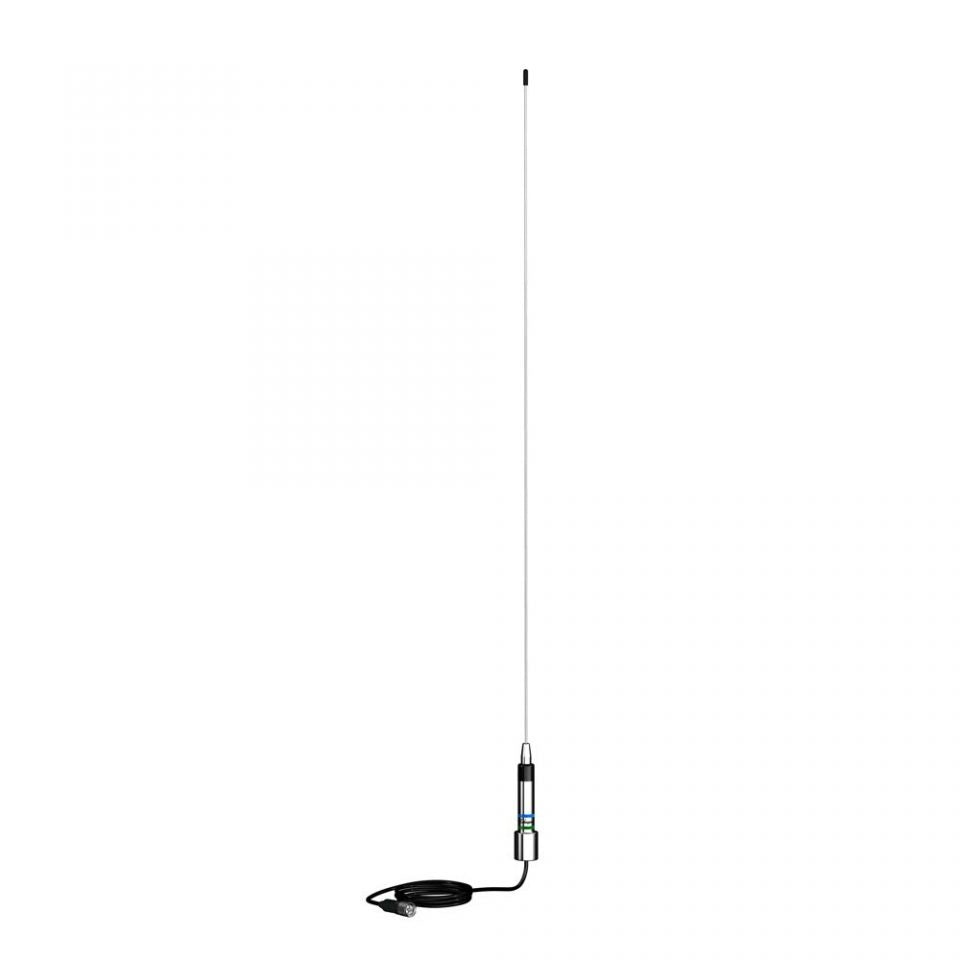 "Shakespeare 4356 36"" AM/FM Stainless Steel Antenna"