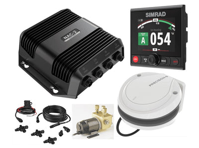 Simrad AP44M-VRF Autopilot Medium Capacity Kit