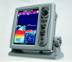 "Sitex CVS128 8.4"" Color LCD Sounder With Out Transducer"