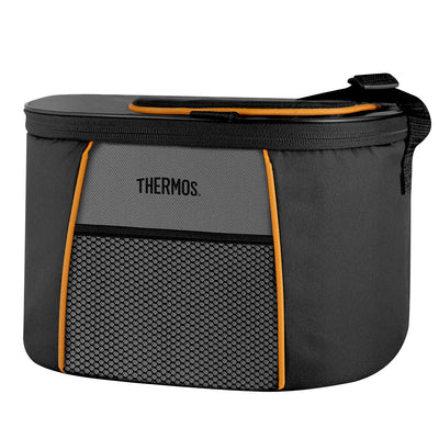 Thermos Element5 6-Can Cooler - Black/Gray