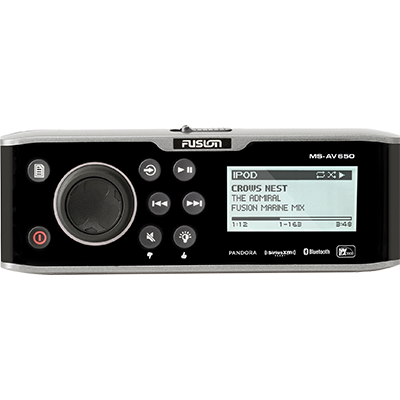 MS-AV650 Stereo w/ DVD/CD player