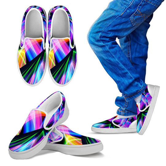 Kids Cool Slip-On Shoes - FREE SHIPPING!