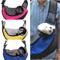 Comfort Travel Tote Shoulder Bag Pet Carrier - FREE Shipping Today!