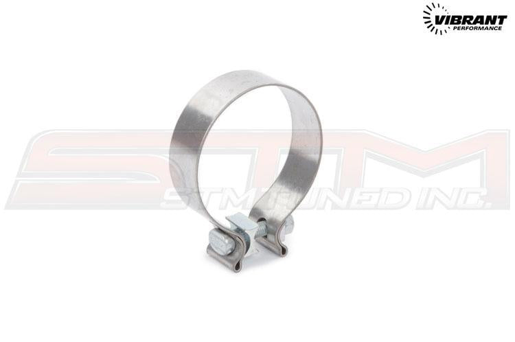 *Open Box* Vibrant Stainless Steel Exhaust Seal Clamp 4""