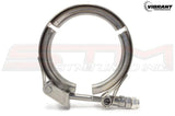 Vibrant Stainless Steel Quick Release V-Band Clamp