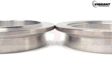 Vibrant Stainless Steel V-Band Flange Assemblies