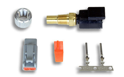 "AEM Oil/Water Temperature Sensor DTM-Style Kit: 1/8"" NPT (30-2013)"