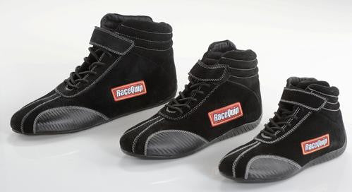 RaceQuip Euro Carbon-L SFI 3.3/5 Racing Shoes