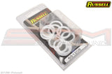 Russell Performance Teflon Washers (Pack of 10)