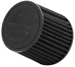 "AEM DryFlow Air Filter 21-2110BF (3.25"" Inlet)"