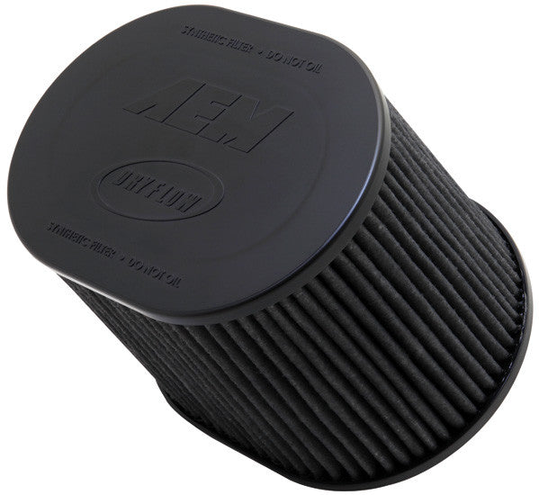 "AEM DryFlow Air Filter 21-2257BF (4"" Inlet)"