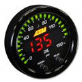 AEM X-Series 0-150psi / 0-10bar Oil Pressure Gauge (30-0307)