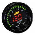 AEM X-Series 0-15psi Boost/Fuel Pressure Gauge (30-0309)