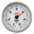 AEM Analog 0~60psi Boost SAE Gauge (30-5137)
