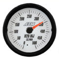 AEM Analog 0-500cc Water/Methanol Flow Gauge (30-5141)