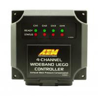 AEM 4-Channel Wideband UEGO AFR Controller, for NASCAR Mclaren ECU via CAN (30-2340-N)
