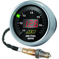 AEM Digital Wideband O2 AFR UEGO Gauge (30-4110)